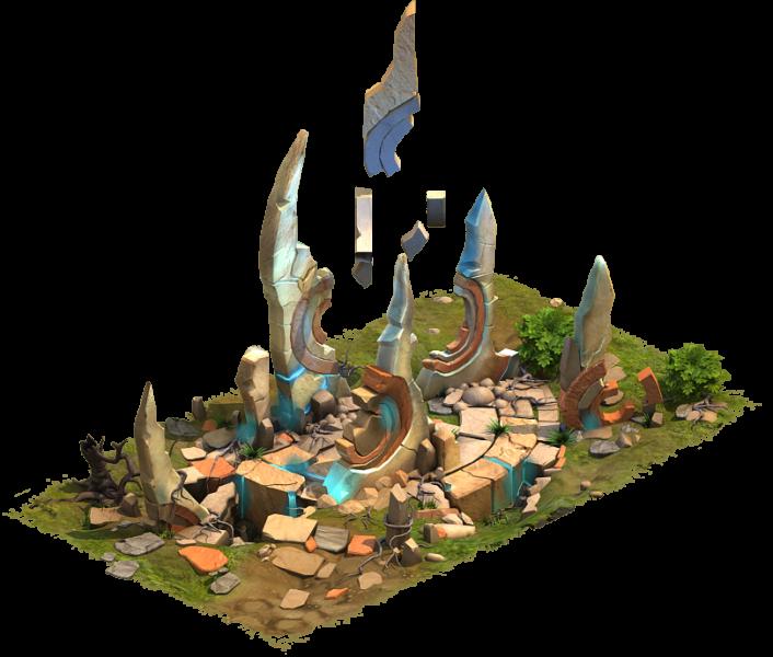 Elvenar Woodelves - Planning Ancient Wonders