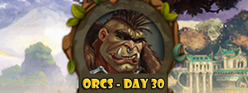 Elvenar Orcs – Day 30 [78%]