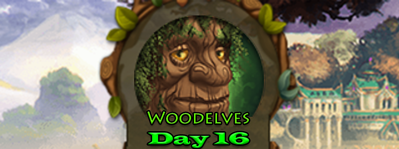 Elvenar Woodelves – Day 16 [52%]