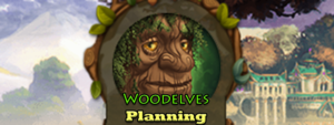 Elvenar Woodelves – Planning