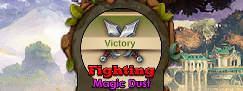 Elvenar – Manual Fighting – Dust Tournament – 2019-01-03 [Thor]