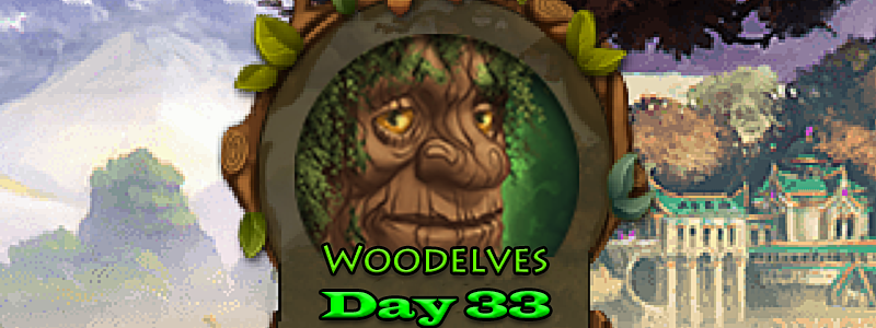 Elvenar Woodelves – Day 33 [94%]