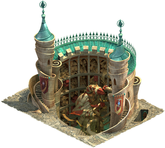 Elvenar Sorcerers & Dragons - Planning Manufacturing