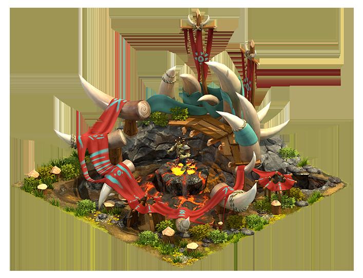 Elvenar Sorcerers & Dragons - Planning Orcs