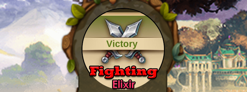 Elvenar – Manual Fighting – Elixir Tournament – 2019-02-26 [Thor]