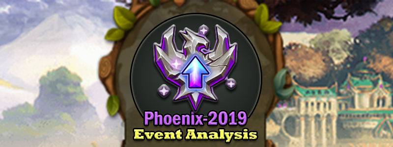 Evolution of the Phoenix – Event Analysis