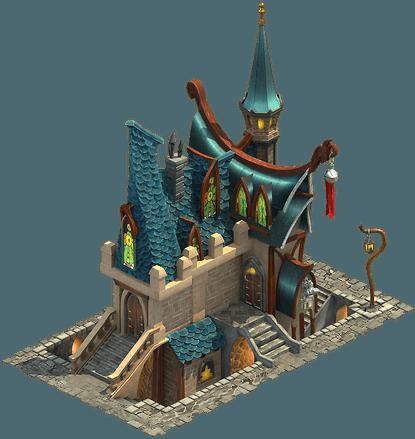 Elvenar Sorcerers & Dragons - Planning Population