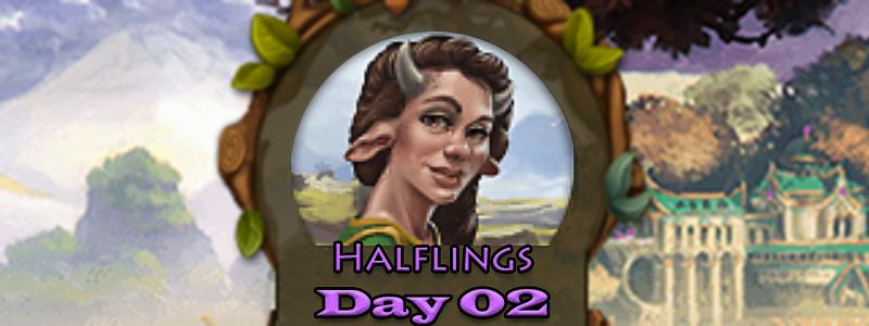 Elvenar Halflings – Day 02 [10%]
