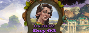 Elvenar Halflings – Day 03 [12%]