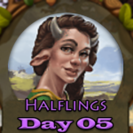 Elvenar Halflings – Day 05 [20%]