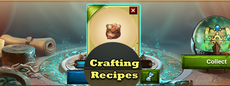 Elvenar Crafting Recipes – Crowdsourcing
